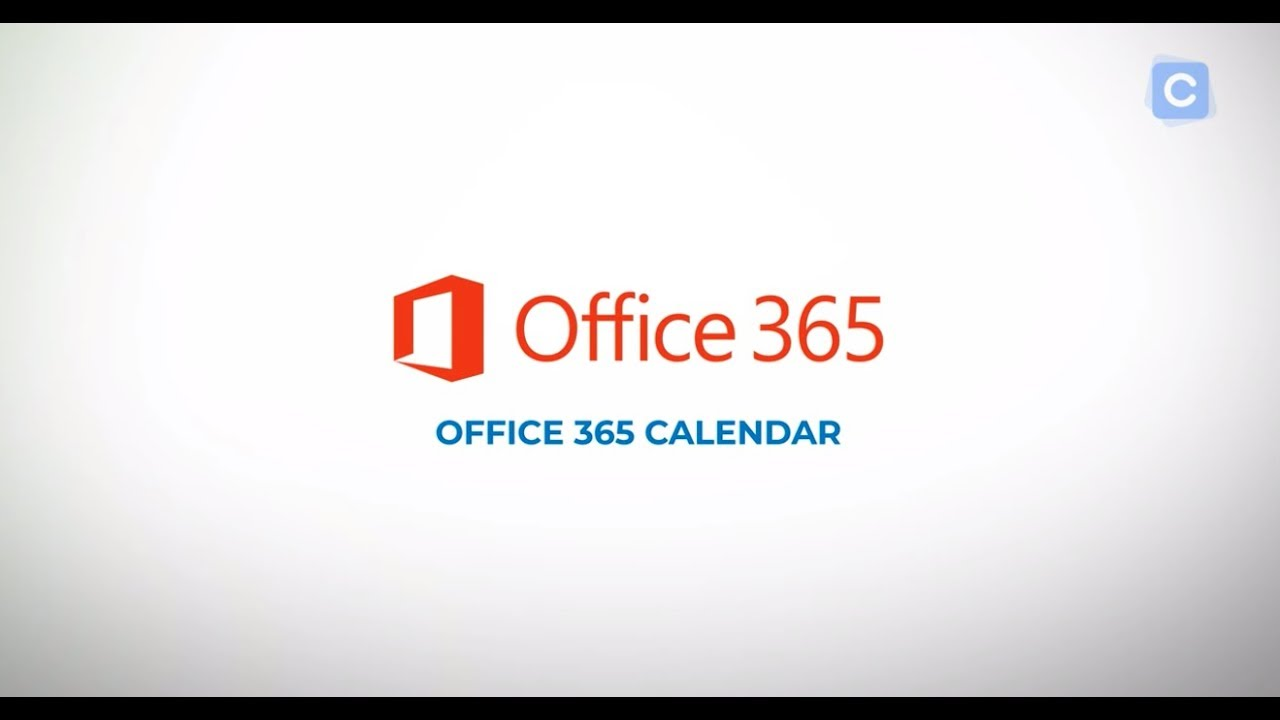 Making the most of Office 365 Calendar - Calendar