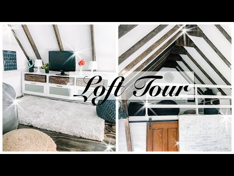 EXCITING SHE SHED TOUR: The Loft