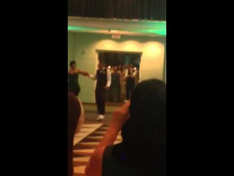 Wedding Entrance Dance Forever By Chris Brown