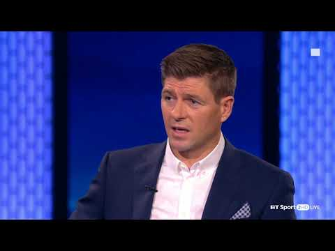 Steven Gerrard: I was gutted when Man Utd signed Matic