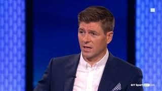 Steven Gerrard: I was gutted when Man Utd signed Matic