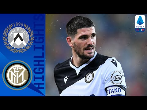 Udinese Inter Goals And Highlights