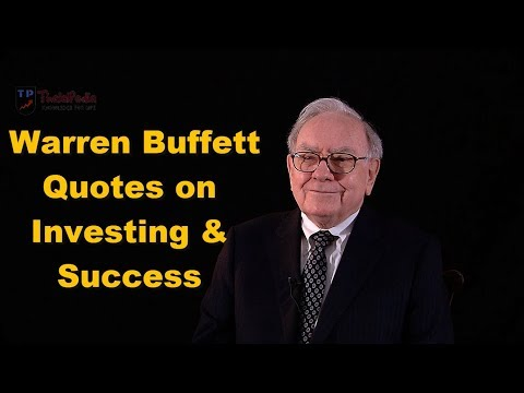 How to become rich | success tips | Investment advice from Warren Buffett.