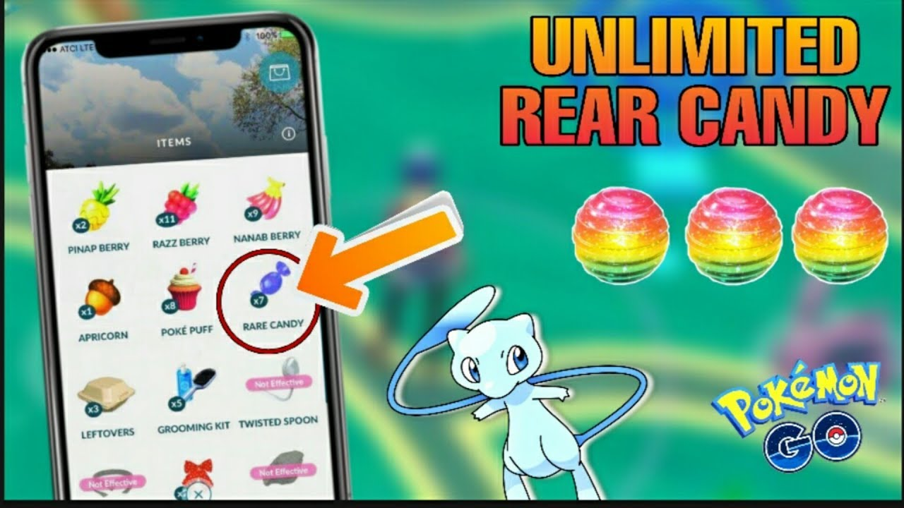 pokemon go mod apk download unlimited candy