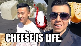 CHEESE IS LIFE (Real Estate Vlog)