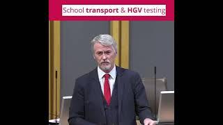 School transport & HGV class 1 testing and training