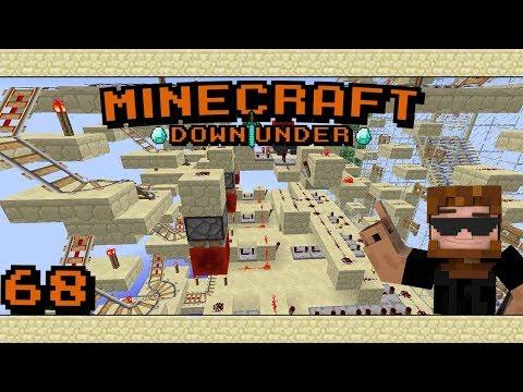 Minecraft Down Under   S2   Episode 68   Too Much Redstone? Nahhh