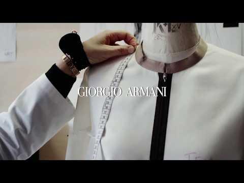 Giorgio Armani Craftsmanship: Womenswear