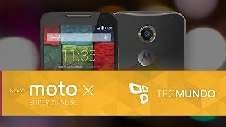 Novo Moto X [Análise] - TecMundo thumbnail