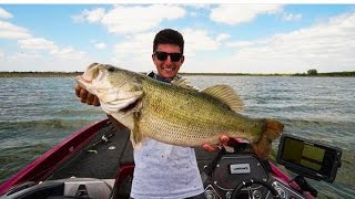Crossing the Mexico Border- Biggest Bass of My Life