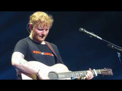 How Would You Feel (Paean) - Ed Sheeran Live Orlando 8/31/17