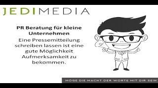 PR Beratung für kleine Unternehmen Pressemitteilung schreiben lassen vom Texter für Pressemitteilung