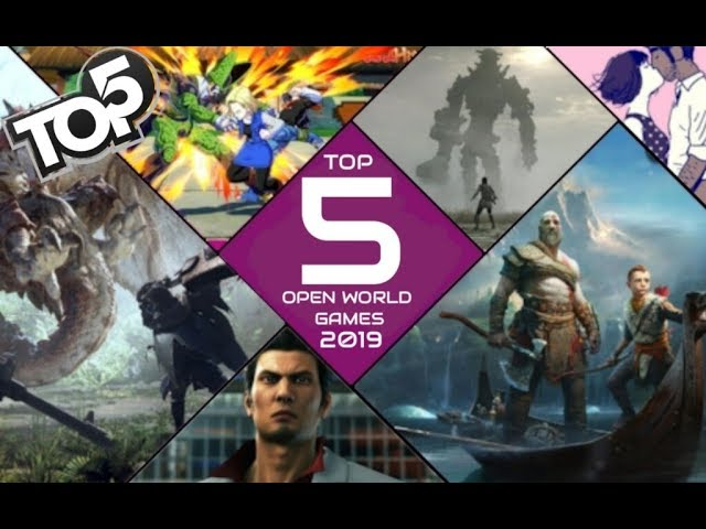 Top 5 Open World Android & Ios Games | Gameplay & Reviews | You Want To Play 2019