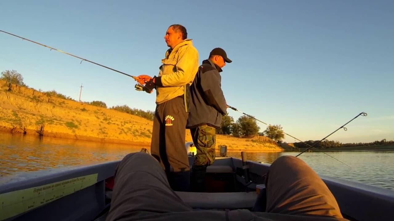 ахтуба бугор рыбалка