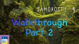 Samorost 3: iOS Walkthrough Guide Part 2 Building the Spaceship (by Amanita Design)