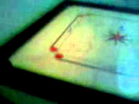 Amazing Game winnng Carom shot!!!!!!!
