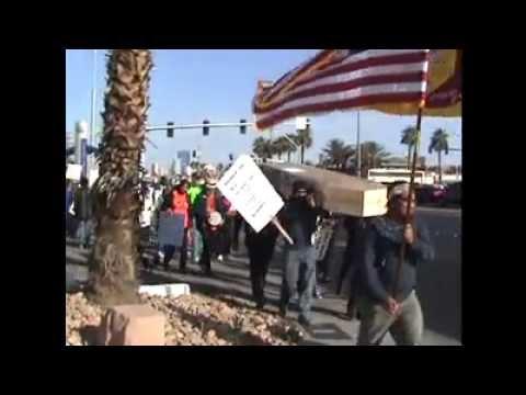 OccupyLV - #F29 March on NVEnergy
