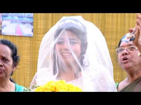 PASTOR STEPHEN DEVAKUMAR DAUGHTER CHRISTINA & BRUCE WEDDING 3/1017