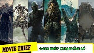 [TỔNG HỢP] 9 Con Thủy Quái Khổng Lồ Kinh Khủng Trên Màn Ảnh Khiến Bạn Không Muốn Xuống Nước Nữa!!!!
