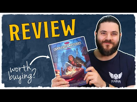 Candlekeep Mysteries Review | Flawed But Fun!