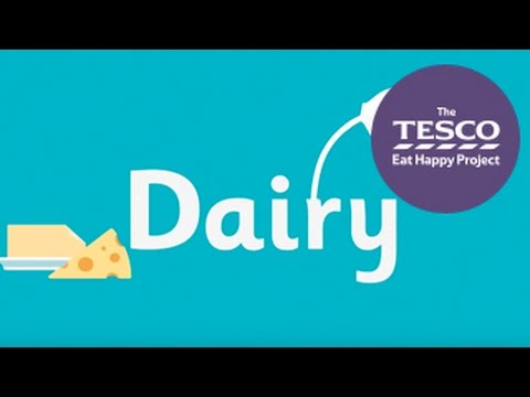 Why should children include dairy in their daily food intake?