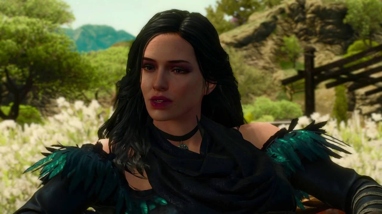 Witcher 3 Yennefer Ende