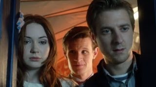 DOCTOR WHO Sept 1 BBC America Exclusive Trailer New Season