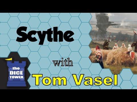 Scythe Review - with Tom Vasel