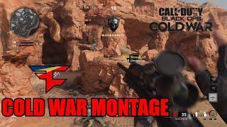Immortal 1st Cold War Sniper Montage! #FaZe5 (NEW 2020 BLACK OPS INSANE CLIPS!)