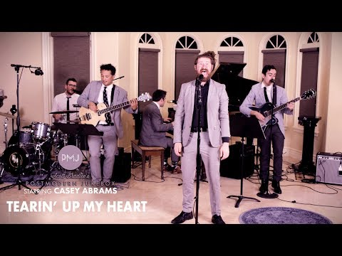Tearin' Up My Heart - NSYNC (Beatles 1960s Style Cover) ft. Casey Abrams