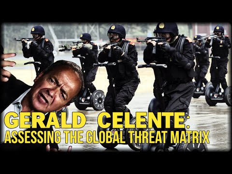GERALD CELENTE: ASSESSING THE 2016 GLOBAL THREAT MATRIX