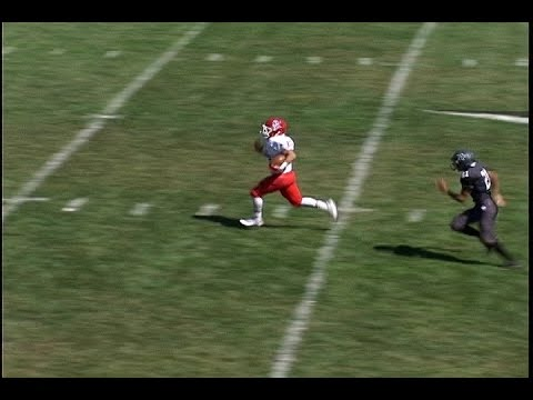 9 24 16 Lenape Valley vs Wallkill Valley Football