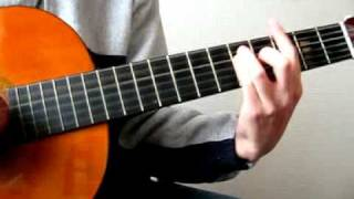 Step By Step (O God, You Are My God) guitar cover, Rich Mullins