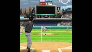 Derek Jeter - Pro Baseball 2007 3D (J2ME)