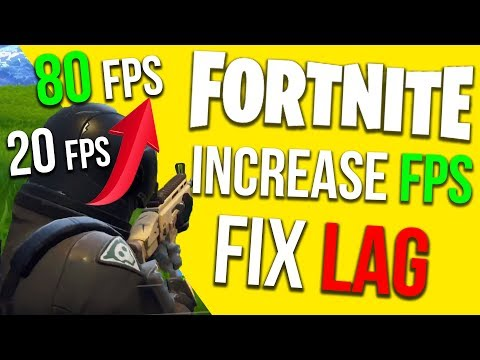 *NEW EASY* HOW TO RUN FORTNITE ON LOW END PC AND LAPTOP HOW TO FIX LAG FPS GUIDE 2018