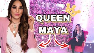 MAYELI ALONSO- LAUNCH PARTY - RESEÑA QUEEN MAYA Video