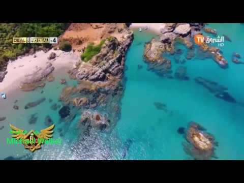 Jijel in 4K - By Drone        ( Touristic places in Algeria )