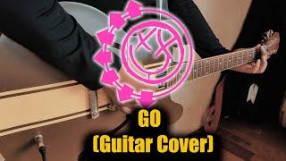 Blink 182 - Go (Guitar Cover)