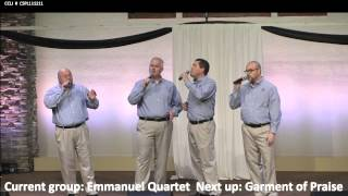 A Cappella Gospel Sing Live Stream Video from Friday April 1, 2016