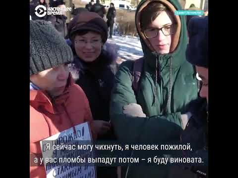 Марш Немцова 2020: