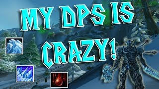 CONE OF COLD IS CRAZY! Ep.3 (Project Ascension) - WoW w/ Custom Classes
