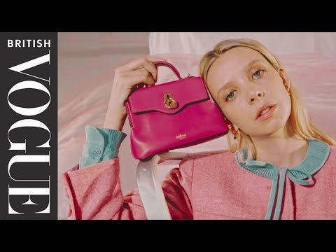 Mulberry Runaway Muse | British Vogue & Mulberry