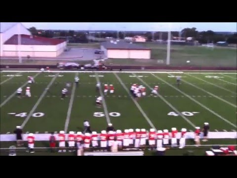 Marvin Young Jr's Freshman Football highlights 2015 16