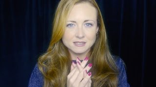 §~Be Calm Now~§ A Relaxing ASMR Video ~ Hands & Binaural Hair Brushing Sounds