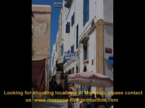 Filming in Morocco and Location with Morocco Film Production