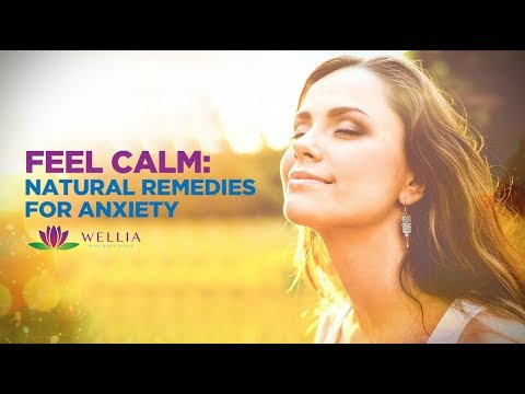 Feel Calm: Natural Remedies for Anxiety - Trailer