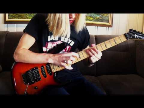 Van Halen - Panama - Cover
