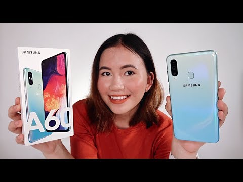 Samsung Galaxy A60 Unboxing & Review