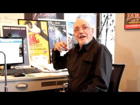 David De Silva Interview FAME Basel TV Documentary 2014