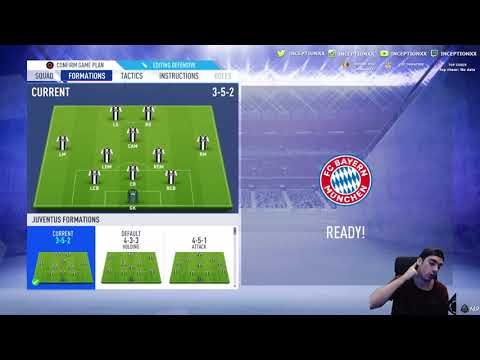HOW TO COUNTER HIGH PRESSURE OPPONENTS IN FIFA 19 - AGGRESSIVE ATTACK/CONSERVATIVE DEFENSE.